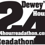 Dewey's 24-Hour Readathon: It begins!