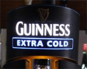 Guinness Extra Cold - ABV 4.2%