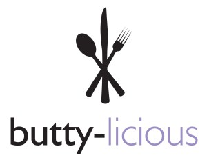 Butty-Licious logo