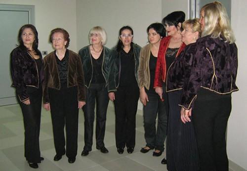 Zenska vokalna grupa Harmonija