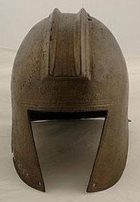 Ilirski šljem od bronze (V vijek stare ere)