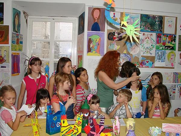Izlozba djecjih radova - 12