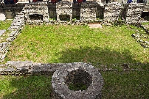 Ranohrišćanska bazilika sa bunarom (V-VI vijek nove ere)