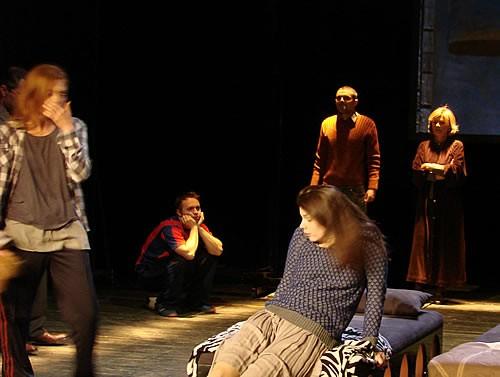Predstava Fine mrtve djevojke - 6