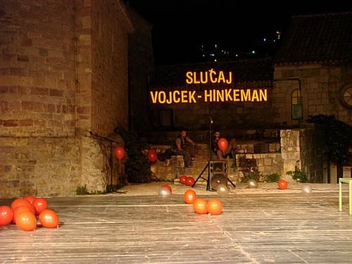 Predstava Slucaj Vojcek-Hinkeman - 1