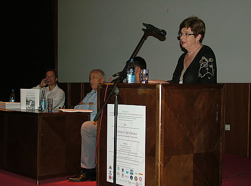 Autorka dr Mila Medigvić-Stefanović