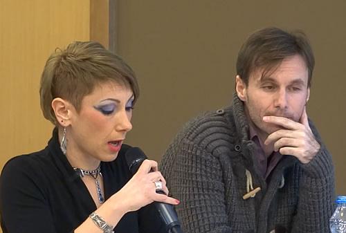 Stanka Radjenovic i Novak Govedarica