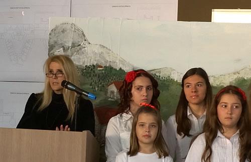 Direktorica škole Zorica Stankovic