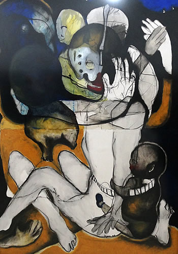Gradska galerija Kotor - Izlozba slika Dijane Lazovic - 4