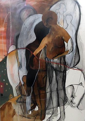 Gradska galerija Kotor - Izlozba slika Dijane Lazovic - 6