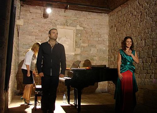 Koncert Emilije Minić
