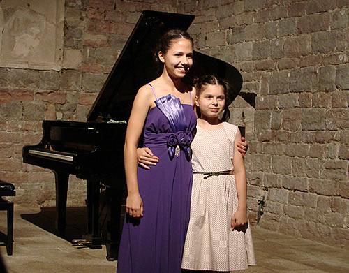 Paola Mitrovic i Anja Sekulic