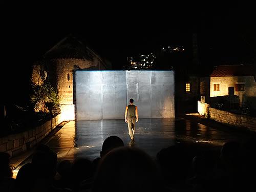 Plesna predstava Prokleta avlija - 1