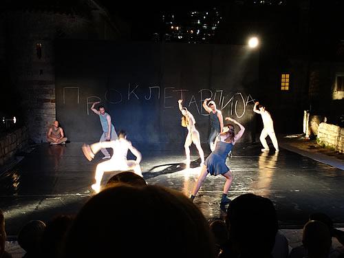 Plesna predstava Prokleta avlija - 3