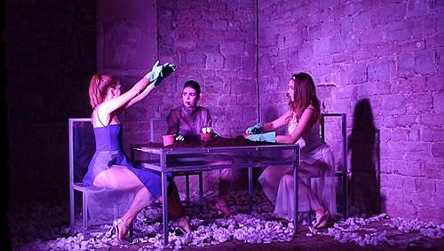 Predstava Tri sestre - 1