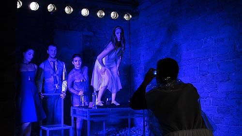 Predstava Tri sestre - 12