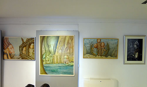 Izlozba Slobodana Loncarevica - 1