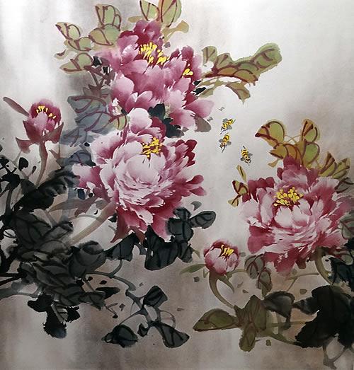 Budva - Izlzba kineskih umjetnika - 16