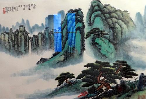 Budva - Izlzba kineskih umjetnika - 2