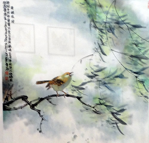 Budva - Izlzba kineskih umjetnika - 4