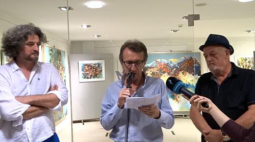 Becici - Izlozba Nikole Kovacevica - 1