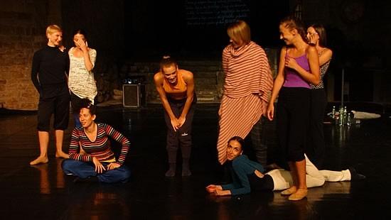 Grad teatar Budva - Predstava Balerine - 2