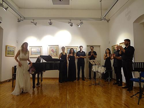 Koncert Slobodanke Bobane Dabovic
