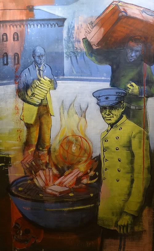 Moderna galerija Budva - Rad 10 Ivice Arandjusa