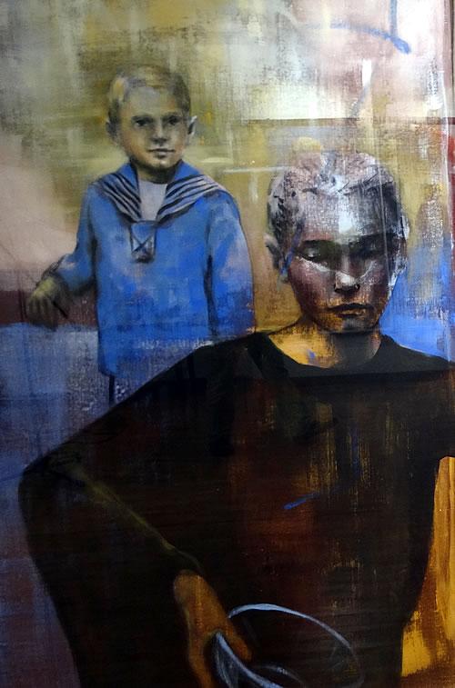 Moderna galerija Budva - Rad 13 Ivice Arandjusa