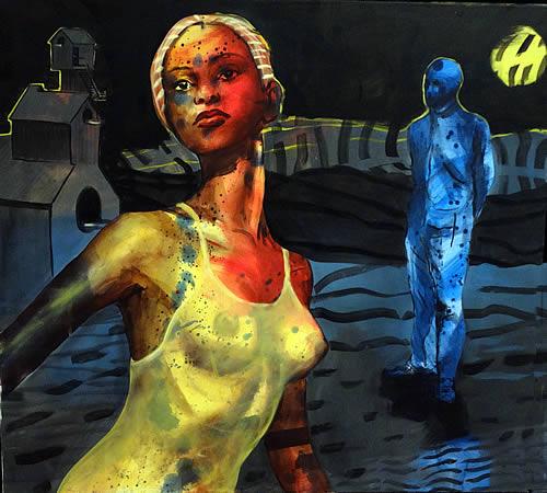 Moderna galerija Budva - Rad 3 Ivice Arandjusa