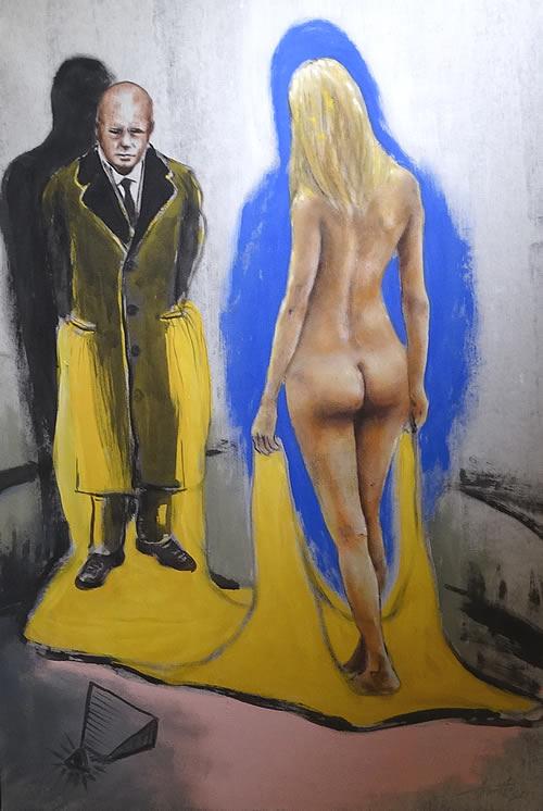 Moderna galerija Budva - Rad 9 Ivice Arandjusa