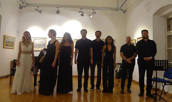 Moderna galerija - Koncert Oslobadjanje tisine - 1