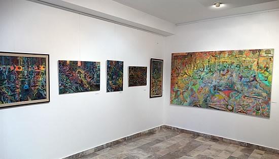 Petrovac - Izlozba Darka Djurovica - 1