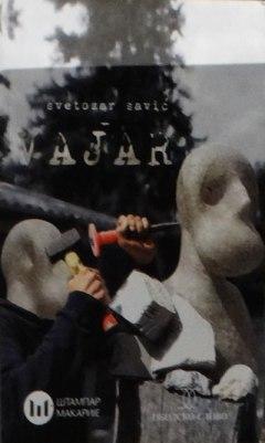 Svetozar Savic - Vajar - naslovna strana