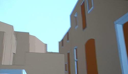 Digitalni prikaz Lazareta i Kastela - 3