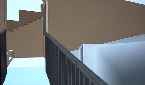 Digitalni prikaz Lazareta i Kastela - 7