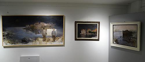 Becici - Izlozba slika Ljubomira Popadica - 9