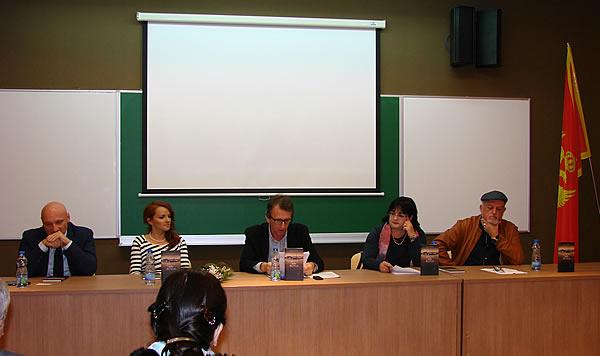 Promocija knjige Lucia della Butua - Ucesnici promocije
