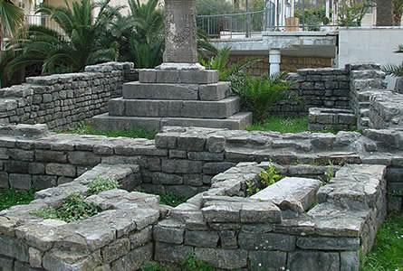 Budva - kod Avale