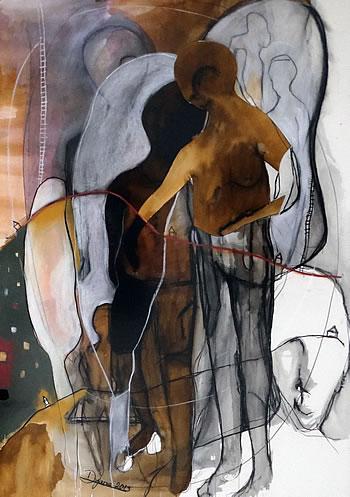 Podgorica - galerija Art - Izlozba Dijane Lazovic - 12