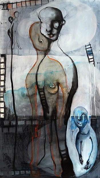 Podgorica - galerija Art - Izlozba Dijane Lazovic - 4
