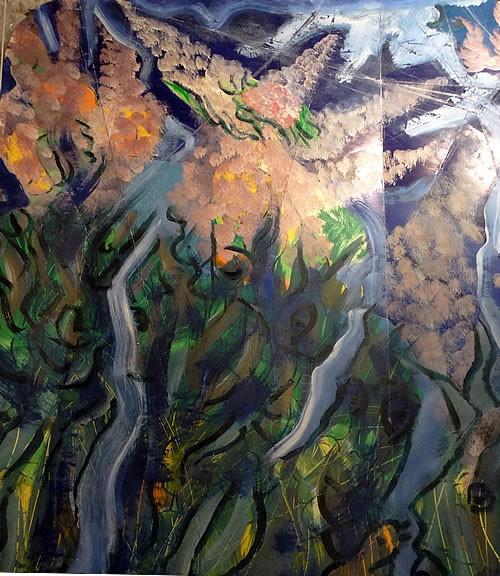 Budva - Izlozba Pera Nikcevica - 14