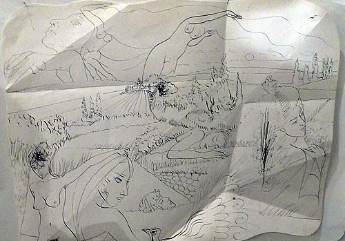 Budva - Izlozba Pera Nikcevica - 5