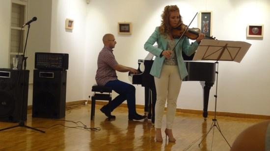 Koncert izmedju klasike i dzeza - 1