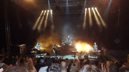 Grad teatar Budva - Koncert grupe Laibach - 12