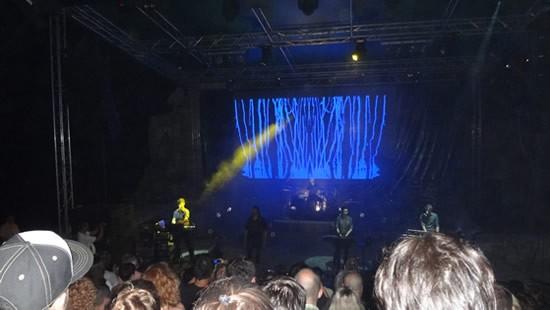 Grad teatar Budva - Koncert grupe Laibach - 2