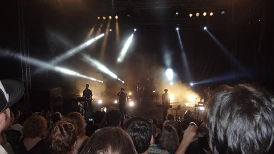 Grad teatar Budva - Koncert grupe Laibach - 5