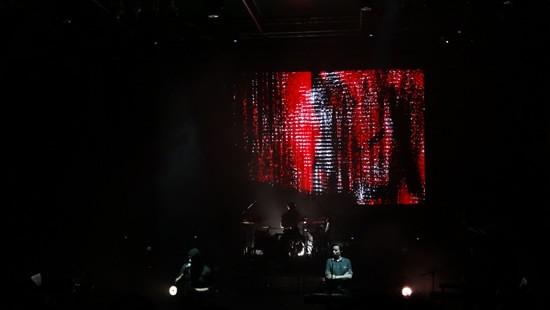 Grad teatar Budva - Koncert grupe Laibach - 9