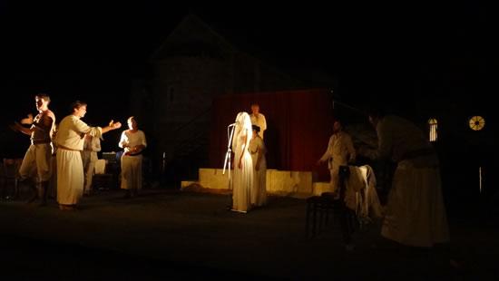 Predstava Perikle - 1