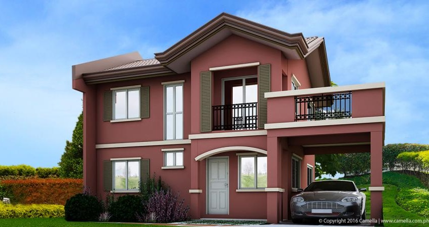 freya camella homes
